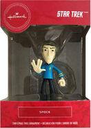 Hallmark 2019 Spock value ornament