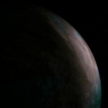 Jeraddo (Lunar V) from orbit