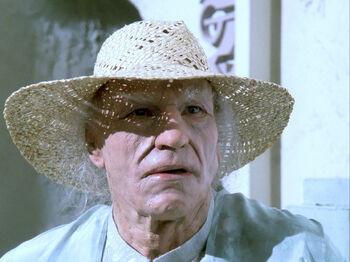 Jean-Luc Picard as Kamin