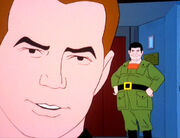 Kirk and Cyrano Jones, 2269