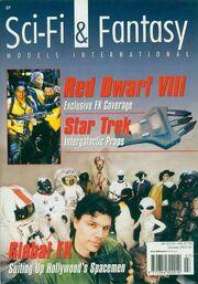 Sci-Fi & Fantasy models cover 37