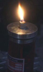 Shuttlepod lamp