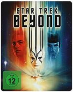Star Trek Beyond Blu-ray Region B Saturn Steelbook cover