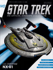 Star Trek Official Starships Collection Issue M2