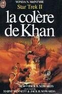 Star Trek la colère de Khan (roman)