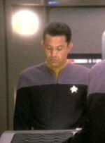 Starbase brig guard, 2373