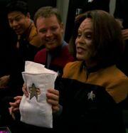 Starfleet diapers, standard issue