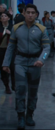 Starfleet starbase command uniform