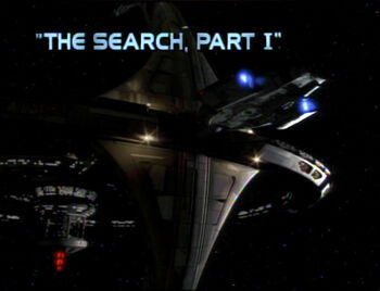 The Search, Part I title card