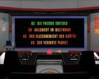 DVD-Menü TOS Staffel 3 Disc 2