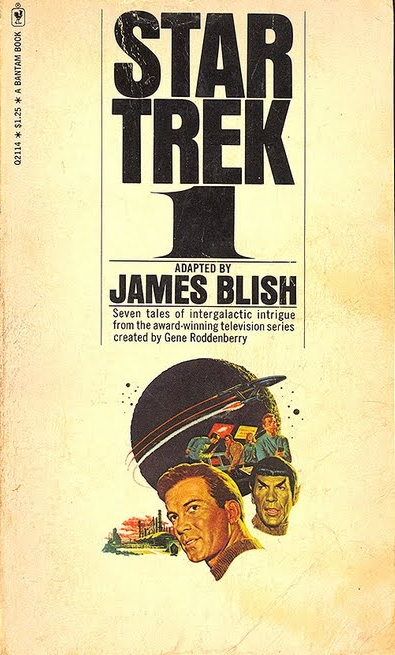 Star Trek 1 (Bantam 1970er)