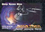 Star Trek Deep Space Nine - Series Premiere Card 1