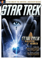 Star Trek Magazine issue 189 cover
