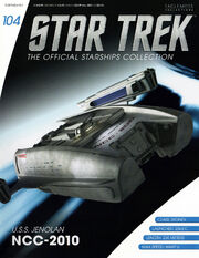 Star Trek Official Starships Collection issue 104