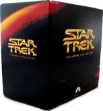 Star Trek The Movie Collection VHS