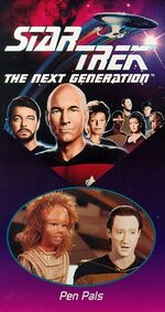 TNG 041 US VHS