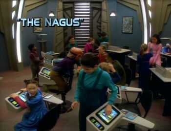 The Nagus title card