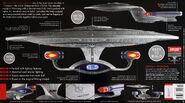 Build The USS Enterprise NCC-1701-D promo gatefold