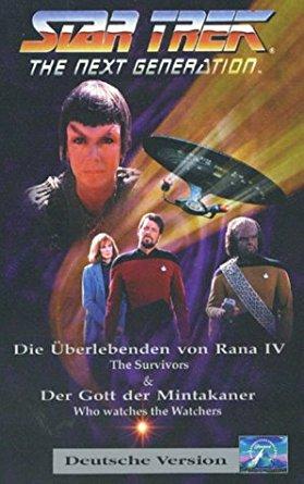 Die Überlebenden auf Rana IV – Der Gott der Mintakaner (Deutsche Version)