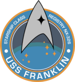 Franklin mission patch.png
