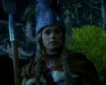 ...as Freya