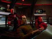 Galaxy class battle bridge, 2364