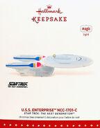 Hallmark 2015 USS Enterprise NCC-1701-C