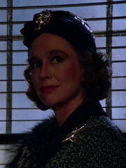 Jessica Bradley Hologramm