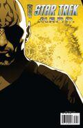 Nero issue 4 main cover
