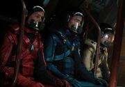 Olson, Kirk and Sulu