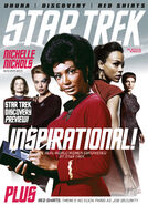 Star Trek Magazine issue 187 cover