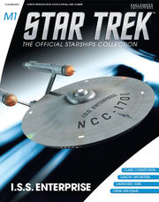 Star Trek Official Starships Collection issue MU-1