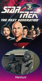 TNG 045 US VHS