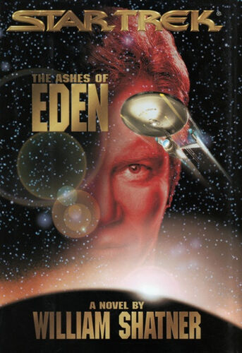 Cover of book 1, <i>The Ashes of Eden</i>