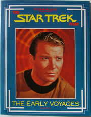 The Star Trek Files - The Early Voyages cover