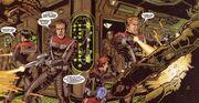 Elite Force comic - Borg