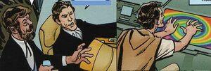 Leonard McCoy, frontier doctor, Bones et Alex Hathaway