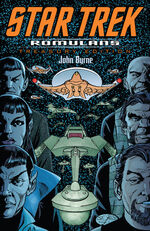 Romulans treasury cover