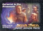 Star Trek Deep Space Nine - Series Premiere Card 4