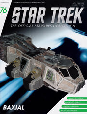 Star Trek Official Starships Collection Issue 76