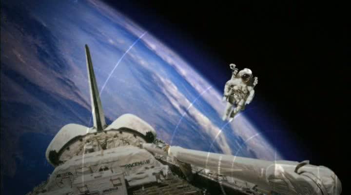 Astronaut EVA 2