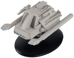 Eaglemoss Docking Shuttle