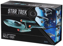 Eaglemoss USS Enterprise XL repack