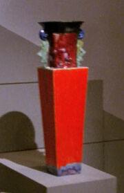 Off-zel vase