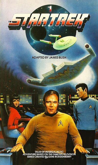 Star Trek 1 (Corgi Books 1984)