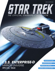 Star Trek Official Starships Collection ISS Enterprise-D cover