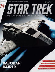 Star Trek Official Starships Collection Issue 74