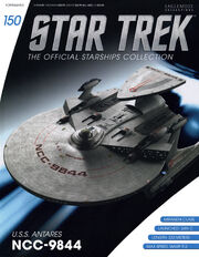 Star Trek Official Starships Collection issue 150