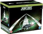 Star Trek The Next Generation - The Full Journey Blu-ray