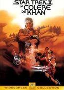Star Trek la colère de Khan (DVD 1ère édition)
